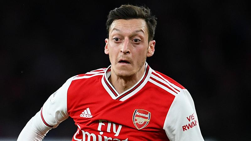 Ozil moving to Fenerbahce is possible, claims Arsenal loanee Elneny