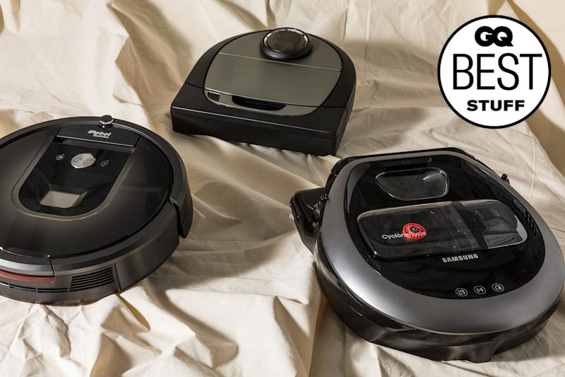 The Best Robot Vacuums Suck Up Dirt While You Soak Up Life