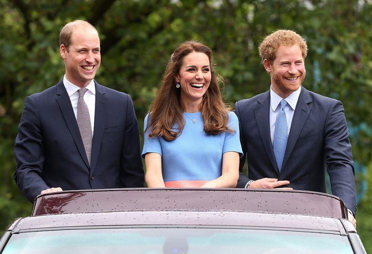 The Duke and Duchess of Cambridge, who live in Norfolk, also take up residence with in their former home of Kensington Palace when visiting London. Photo: Getty Images