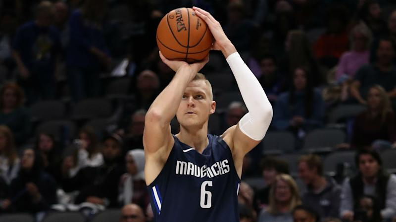 Kristaps Porzingis out for rest of Clippers series