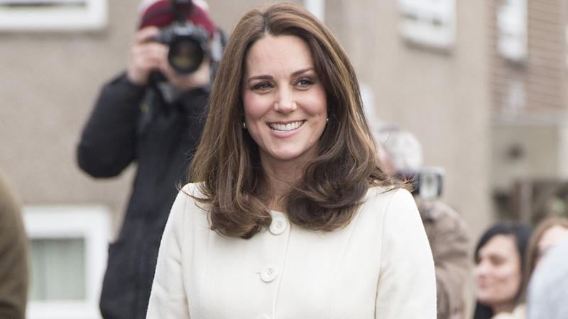 Kate Middleton Admitted to the Hospital Ahead of Royal Baby's Birth