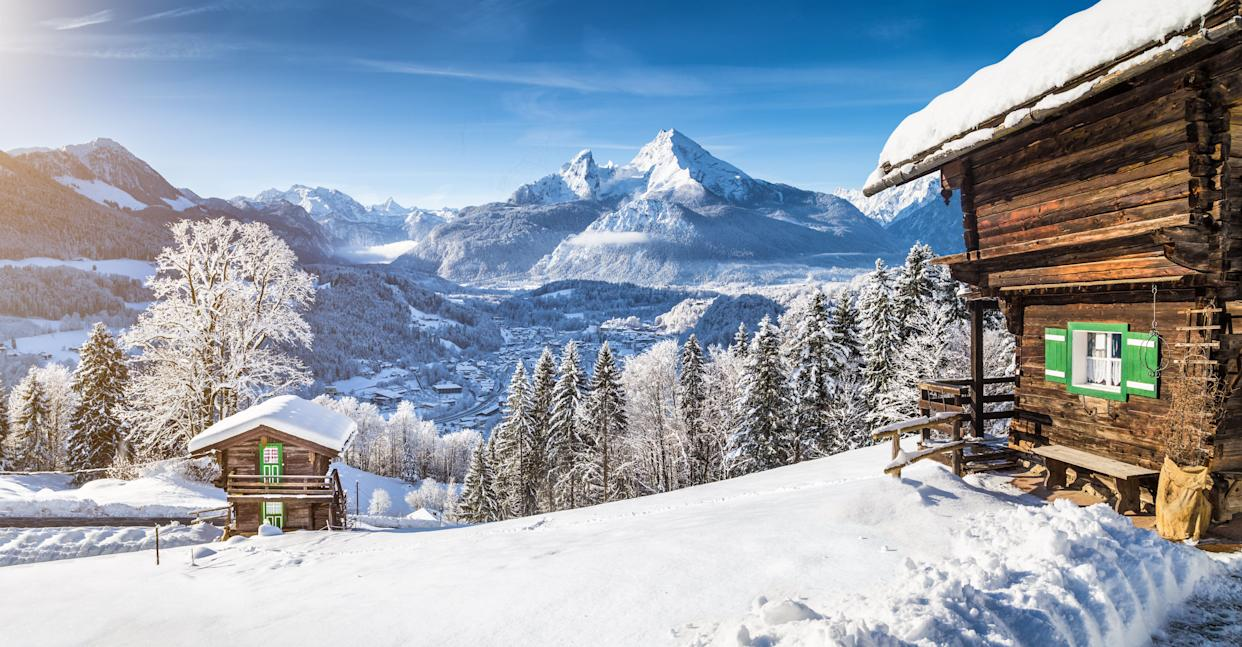 """The Alps&rsquo; majestic ski scene could soon look <a href=""""https://www.scientificamerican.com/slideshow/top-10-places-already-affected-by-climate-change/"""" rel=""""nofollow noopener"""" target=""""_blank"""" data-ylk=""""slk:very different"""" class=""""link rapid-noclick-resp"""">very different</a>. Even in 2006, the region was <a href=""""http://www.oecd.org/general/oecdwarnsclimatechangeisthreateningeuropesskiingtrade.htm"""" rel=""""nofollow noopener"""" target=""""_blank"""" data-ylk=""""slk:warming at about three times the global average rate"""" class=""""link rapid-noclick-resp"""">warming at about three times the global average rate</a>, according to the intergovernmental Organization for Economic Co-operation and Development. Rising temperatures mean the Alps could <a href=""""http://www.telegraph.co.uk/travel/ski/news/climate-change-research-predicts-70-per-cent-less-snow-alps/"""" rel=""""nofollow noopener"""" target=""""_blank"""" data-ylk=""""slk:lose up to 77 percent of their snow cover"""" class=""""link rapid-noclick-resp"""">lose up to 77 percent of their snow cover</a> by the end of the century, another study concluded."""