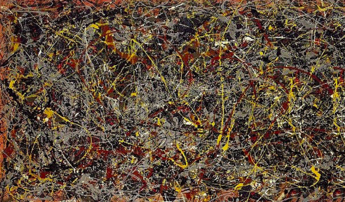 <p>10. No. 5, 1948, Jackson Pollock (1948). Sold for: £114m. Mystery surrounds who owns this Pollock painting, after it was reportedly bought by Mexican investor David Martinez – a rumour later denied. (Pic: Wiki Commons) </p>