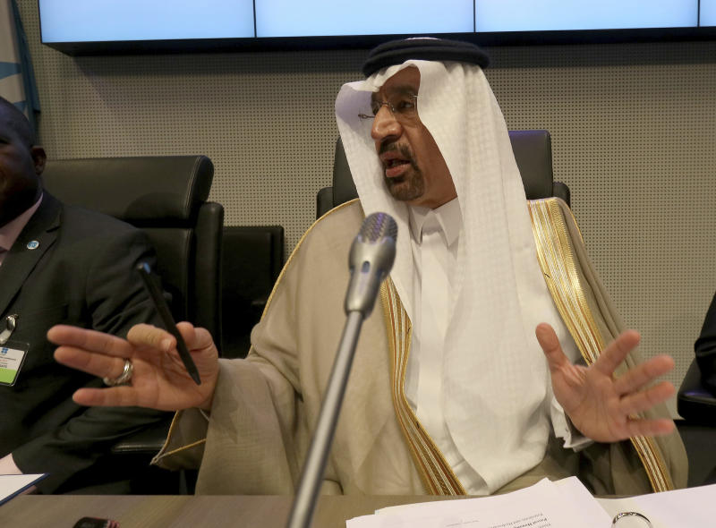 OPEC and other nations set to extend output cuts