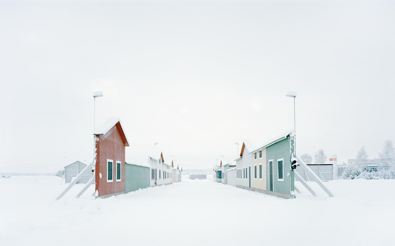 <p>Carson City, Sweden. (Photo: Gregor Sailer/Caters News) </p>