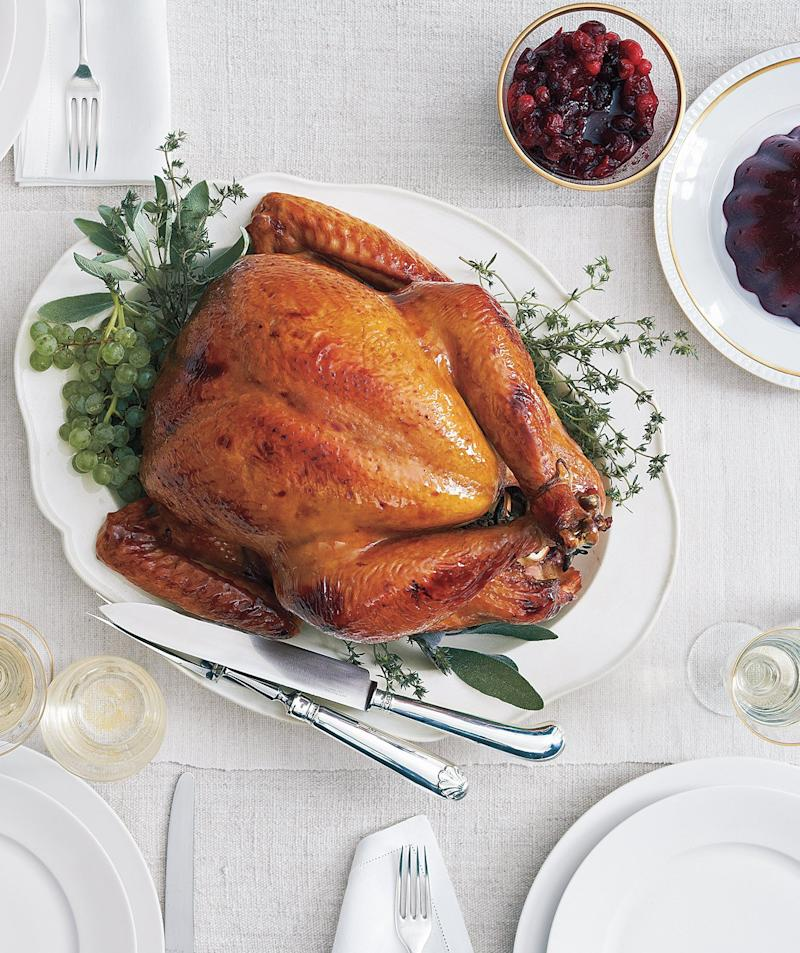 How Big Is Your Turkey? Most Americans Pick This Smaller Size, Says Survey