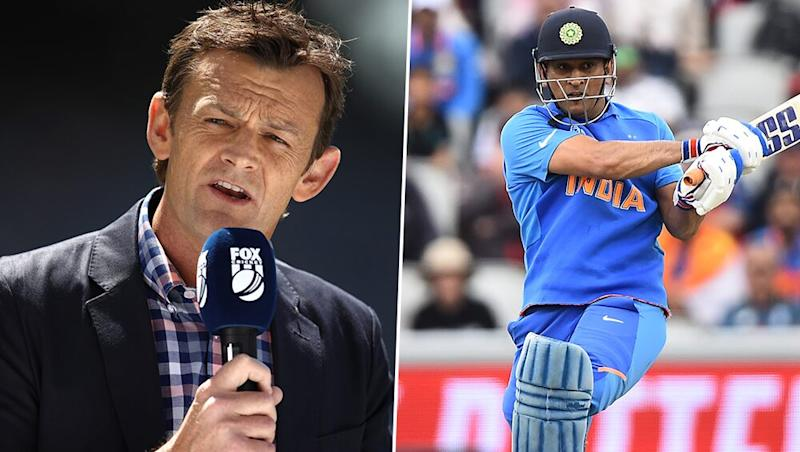 Adam Gilchrist Thanks MS Dhoni for His Contribution to Cricket, Appreciates Indian Cricketer's Calmness And Self-Belief After IND vs NZ CWC 2019 Semi-Final Match