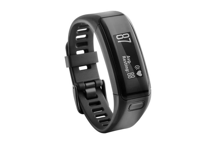 GARMIN – VIVOSMART HR – BLACK