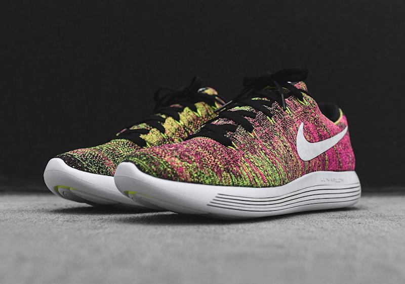 1930486cbfd0 Nike s futuristic LunarEpic Flyknit running shoe gets a low-cut makeover