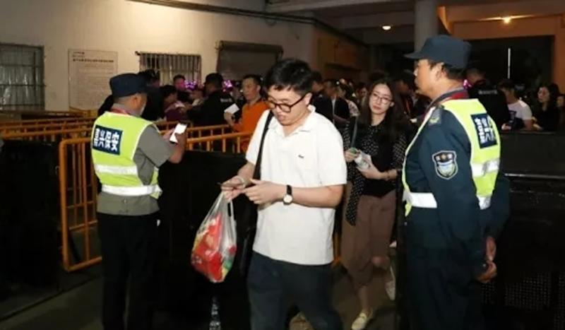 China's facial recognition cameras apprehend third fugitive Jacky Cheung concertgoer in two months