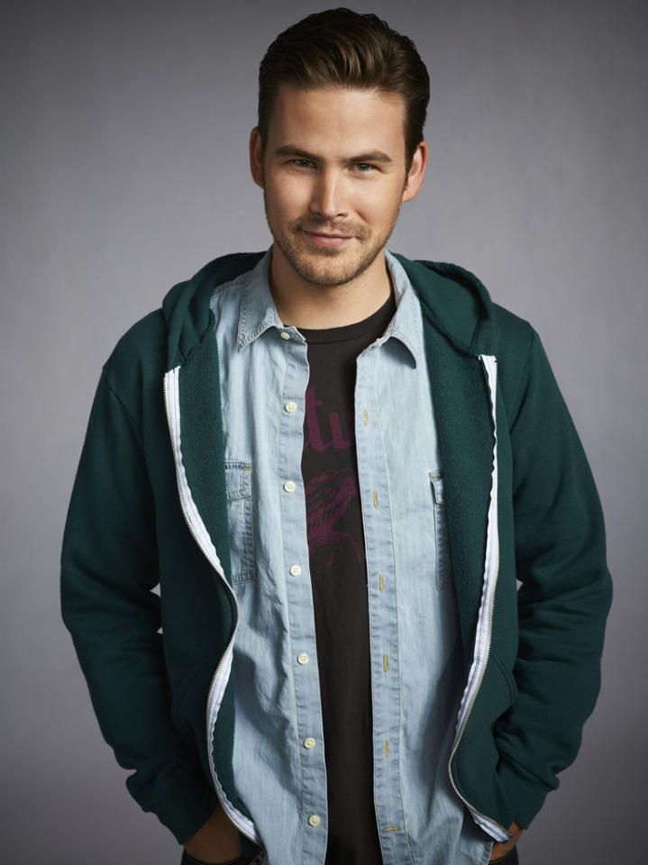 """Zach Cregger stars as Nick in """"Guys with Kids"""" on NBC."""