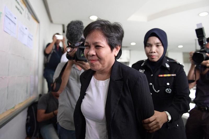 Australian grandma sentenced to death for drugs in Malaysia