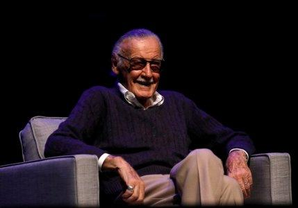 FILE PHOTO - Marvel Comics co-creator Stan Lee attends a tribute event