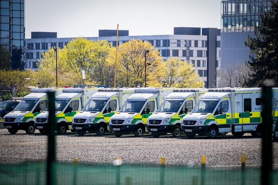 The military has been requested to help the ambulance service (Jane Barlow/PA) (PA Archive)