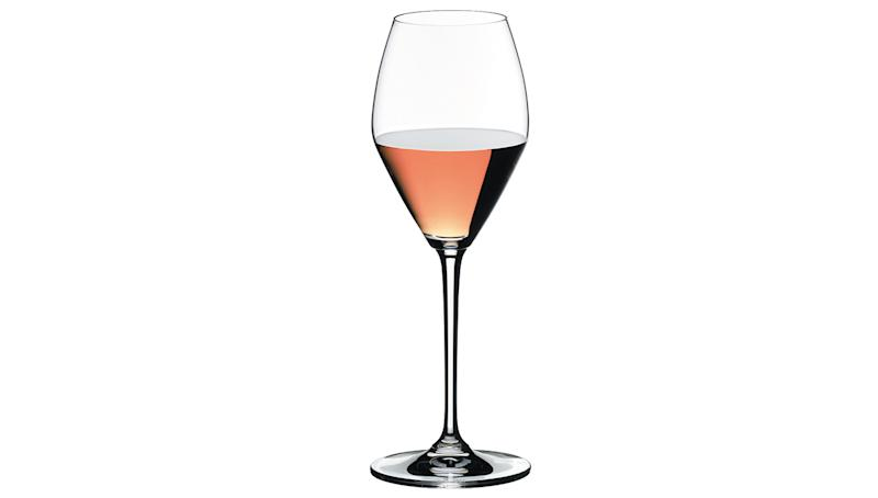 As the rosé renaissance reaches new heights, one of the world's venerable authorities on glassware presents an exquisitely fresh way to enjoy the warm-weather wine. Launched just in time for spring and summer sipping, the Riedel Vinum Extreme Rosé Provence Glass stays true to the 261-year-old manufacturer's tradition of thoughtfully crafting crystal stemware that elevates particular varietals.