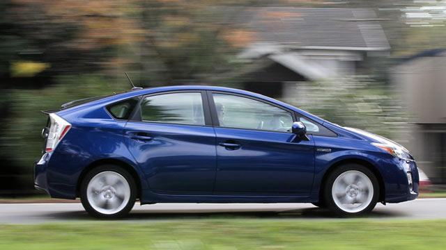 Too Quiet? Hybrid Cars to Add 'Vroom'