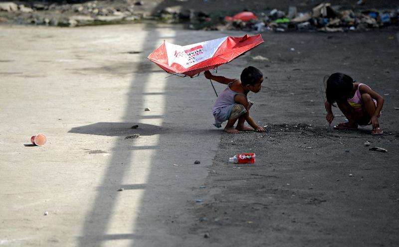 International studies have showed the Philippines has the ninth largest proportion of stunted children