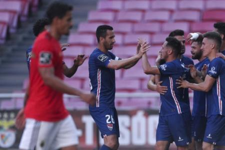 Benfica x Gil Vicente