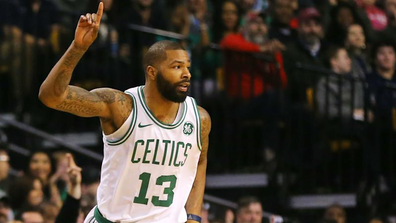 NBA wrap: Celtics top first-place Raptors, move within 2 games of No. 1 seed