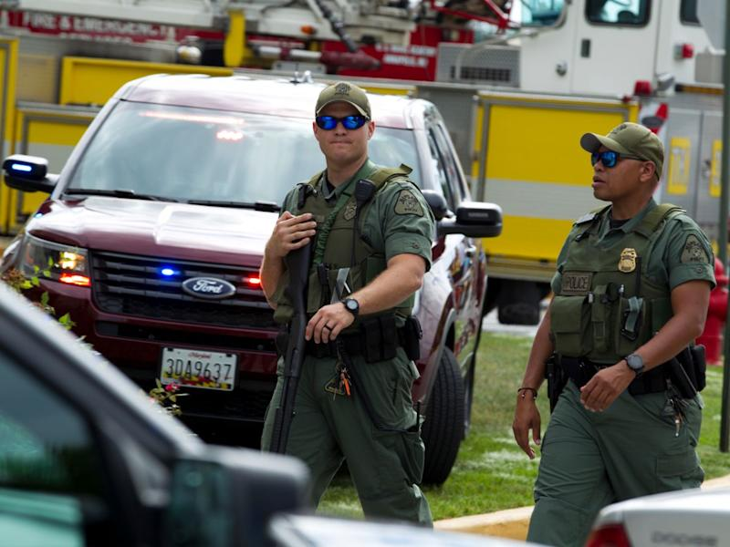 Gunman in Maryland newspaper shooting had intent 'to cause harm'