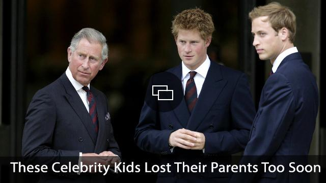 Prince Charles, Prince William, Prince Harry