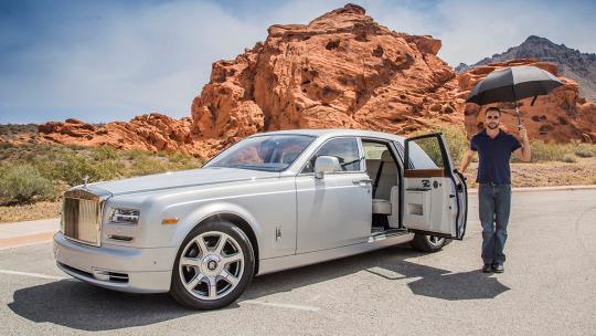 how rolls-royce trains chauffeurs to talk, drive and smell