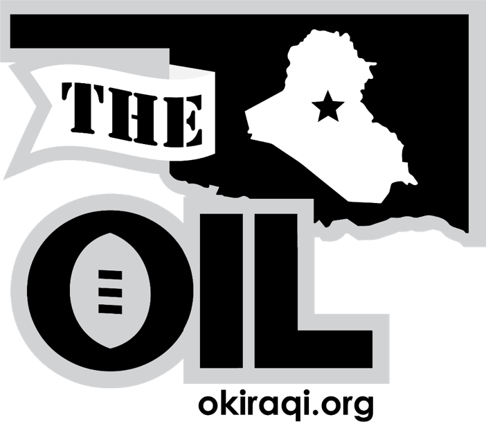 The current OIL logo.