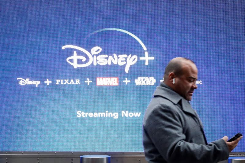 Disney+ 22 Million Mobile Downloads