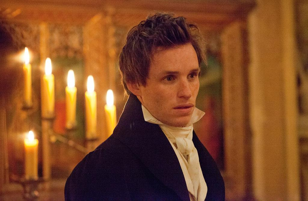"Eddie Redmayne in Universal Pictures' ""Les Miserables"" - 2012"