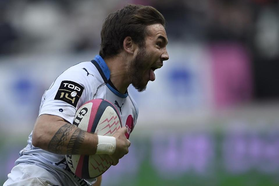 In-form Montpellier are now just two points off Clermont in second (AFP Photo/Miguel Medina)