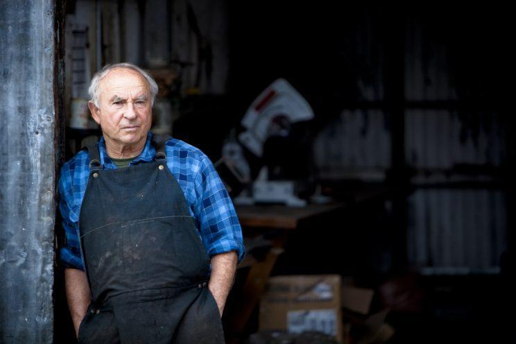 Yvon Chouinard, founder and owner of Patagonia. (Photo: Courtesy of Tim Davis)