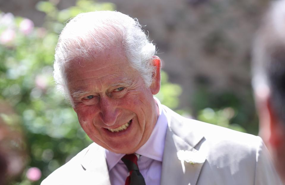 Royal visit to Wales for Wales Week (PA Wire)