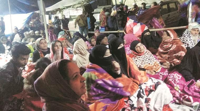 Shaheen bagh protest, east delhi CAA protest, delhi caa protests, delhi city news