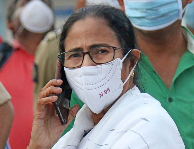 Chief Minister of West Bengal Mamata Banerjee in a file photo.