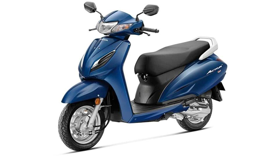 Honda Activa 6G available with Rs. 3,500 cashback in India