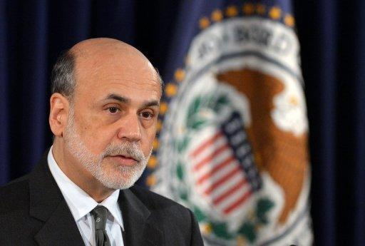 Joblessness, housing still worry Fed: Bernanke