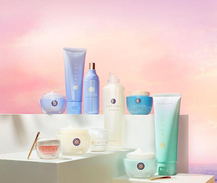 """<p>Sales should always be celebrated, but especially so when they're rare, and when it's for a brand that literal royalty loves. Tatcha is beloved by so many celebrities that it's not even worth listening to them all. Suffice to say, there's probably not a single icon who hasn't slathered on some Dewy Skin Cream before an event. And now, for six blissful days, every single product on Tatcha's website is 20% off with the code """"<strong>FF2021</strong>"""". </p><p>So what should you purchase? Maybe their brand new Indigo Overnight Repair cream, also known as the smoothest, most hydrating moisturizer currently on the market? Or, for those opposed to looking too dewy, you could reach for their bestselling Water Cream, which keeps you silky smooth in a lightweight formula. The options are endless, but just to make sure you get the best of the best, browse the 11 options below to see what I, personally, will be adding to my cart.</p>"""