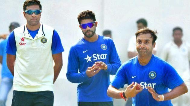 The Indian spinners could be more than a handful for any opposition at home