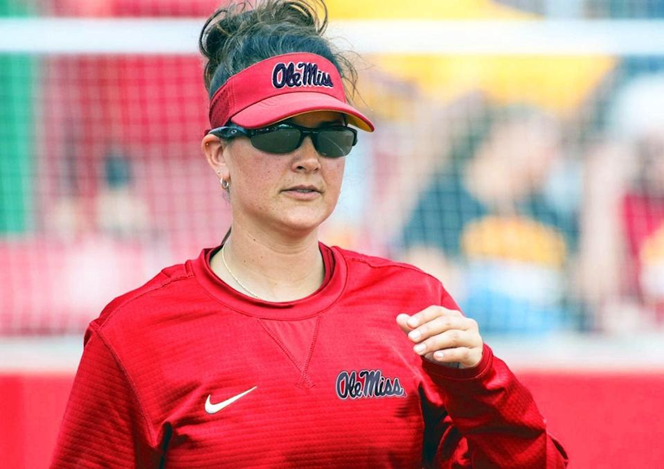Ole Miss head softball coach Jamie Trachsel is reportedly under Title IX investigation.