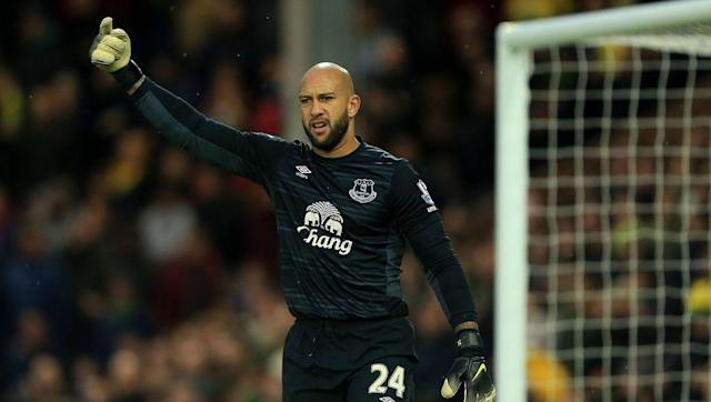 <p><strong>Number of penalties saved: 7</strong></p> <br><p>Tim Howard played for a total of 13 seasons in the Premier League and he saved seven penalties in that period. The United States international moved to Everton in 2006, after failing to hold down a first team spot for Manchester United.</p> <br><p>Over a decade spent on Merseyside made Howard a legend with the Toffees, with his most memorable moment coming in a home fixture against Bolton Wanderers when his clearance found its way to the back of the net. </p>