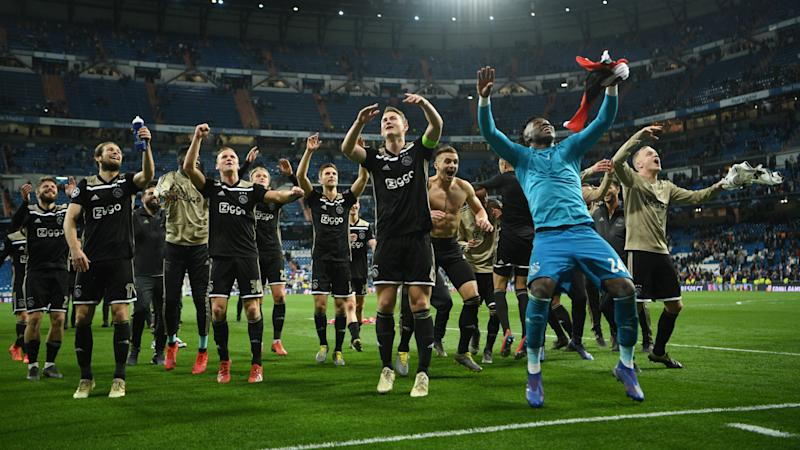 Ajax's Real Madrid rout tops 1995 achievement – De Boer