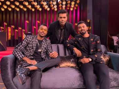Hardik Pandya and KL Rahul, like all athletes, represent the nation, cannot be insensitive to raging issues in society