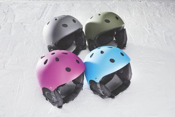 Adult and child Certified EN1077 approved helmets range from $19.99 to $24.99. Photo: Aldi (supplied).