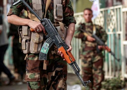 Tehran has long denied arming the Huthis