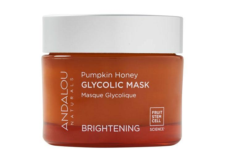 """<p>Add a <span>little</span> lot of brightening nourishment with this pumpkin, vitamin C and manuka honey mask that will instantly reveal healthier skin.</p> <p><a class=""""link rapid-noclick-resp"""" href=""""https://shop-links.co/1737954918414482179"""" rel=""""nofollow noopener"""" target=""""_blank"""" data-ylk=""""slk:Buy It ($16; $13)"""">Buy It (<span>$16</span>; $13)</a></p>"""