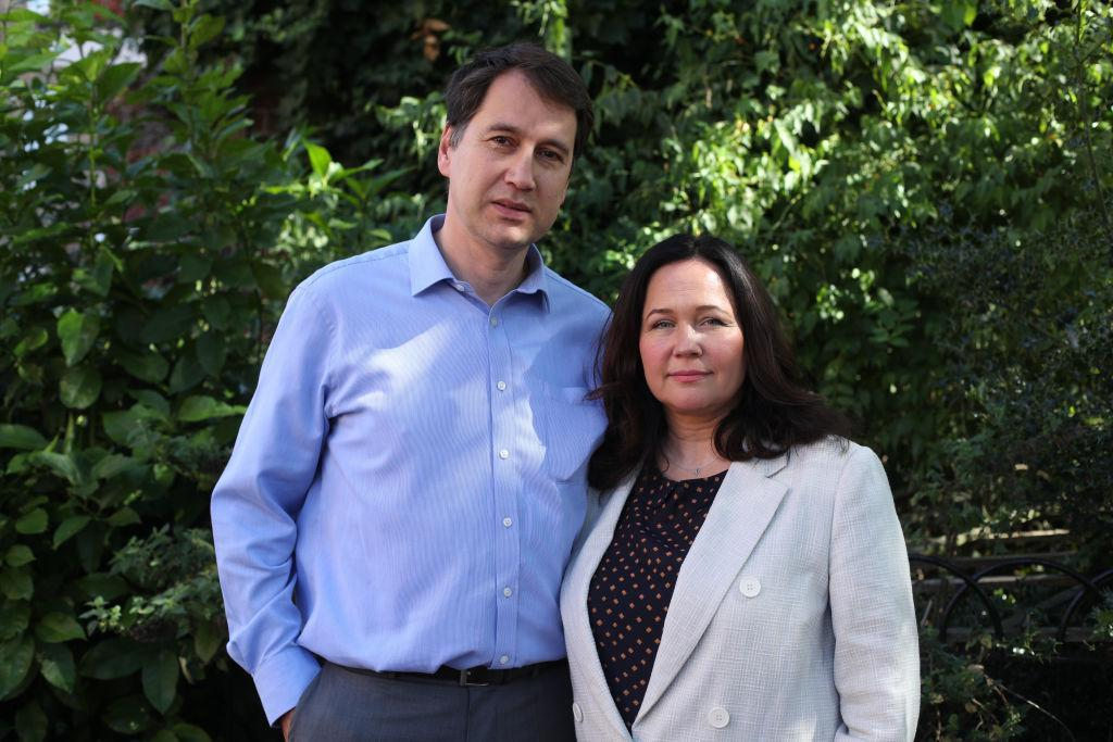 Nadim and Tanya Ednan-Laperouse, have campaigned tirelessly for a campaign in the law, pictured in April 2017. (Getty Images)
