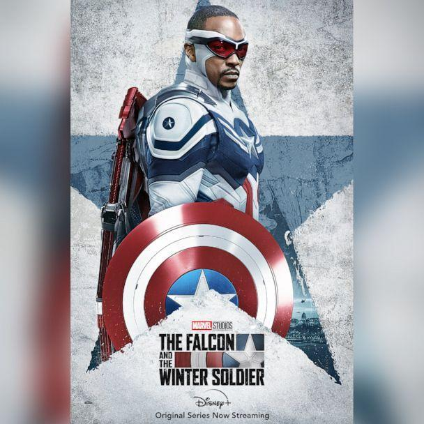 PHOTO: Anthony Mackie stars in Marvel Studios' 'The Falcon and the Winter Soldier,' on Disney+. (Marvel Studios)