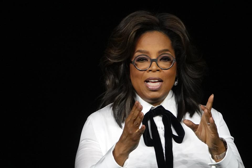 People have come to defend Oprah Winfrey saying the interview was 17 years ago. (USA Today)