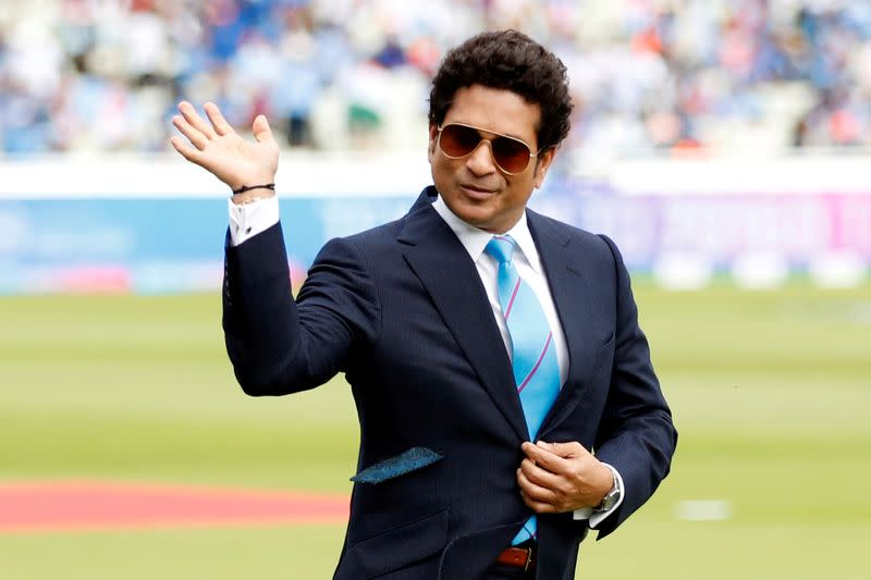 FILE PHOTO: ICC Cricket World Cup - England v India