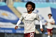 Willian has been one of many expensive recruits that have failed to deliver for Arsenal (AFP/Rui Vieira)